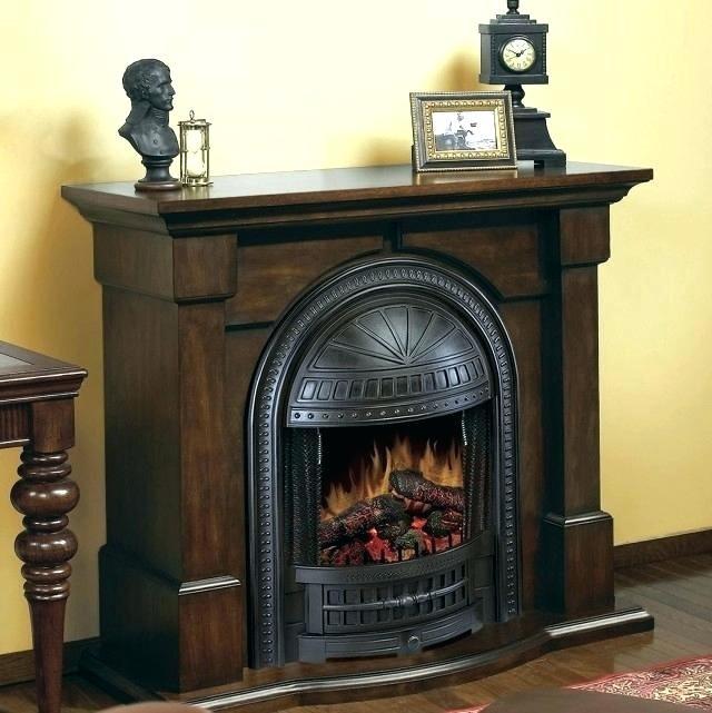 Vintage electric fireplace like grandma's