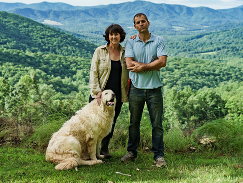 WINE LIFE QUEST: Christine Vrooman Brings Her Whole Heart to Ankida Ridge Vineyards