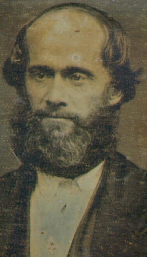 James Jesse Strang, 1856