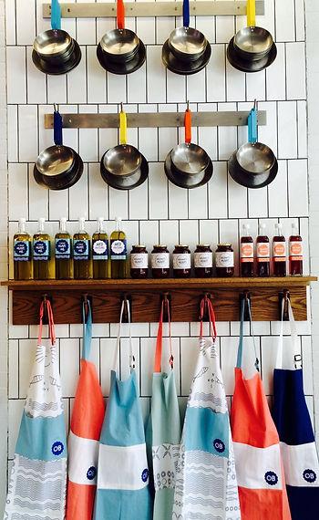 Ocean Basket Store Redesign