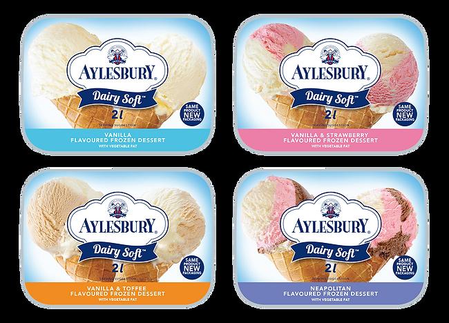Aylesbury Dairy Soft Range