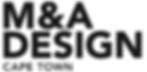 M & A Design Logo