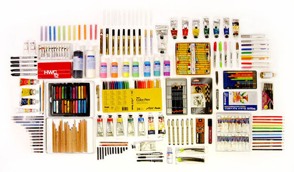 thing organized neatly