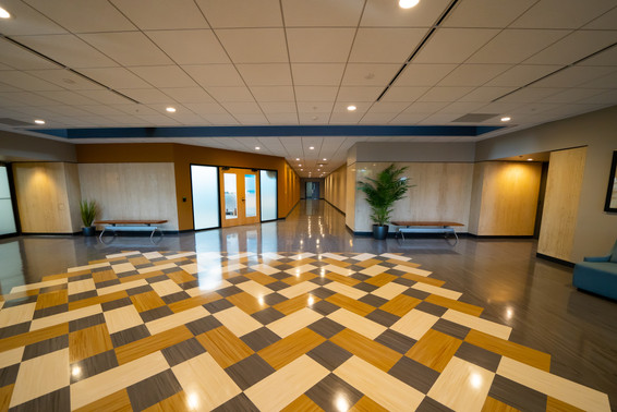 River Cities Business Park - Building 1 Lobby
