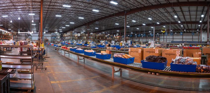 Clinton Business Center - Warehouse Distribution