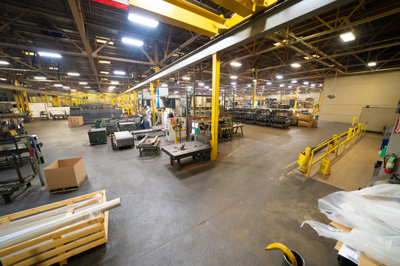 River Cities Business Park - Light Manufacturing