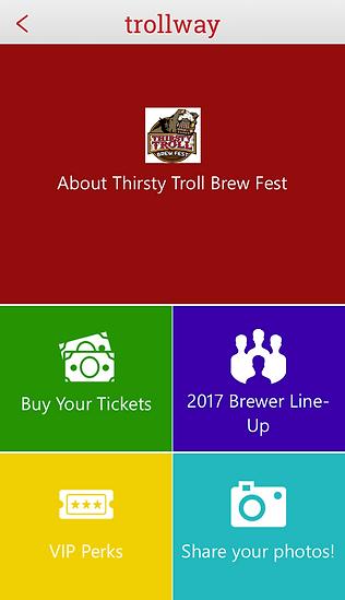 Troll Prints, Thirsty Troll Brew Fest