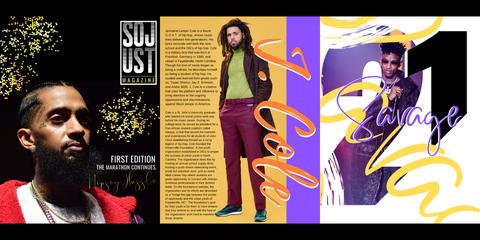 So Just Magazine