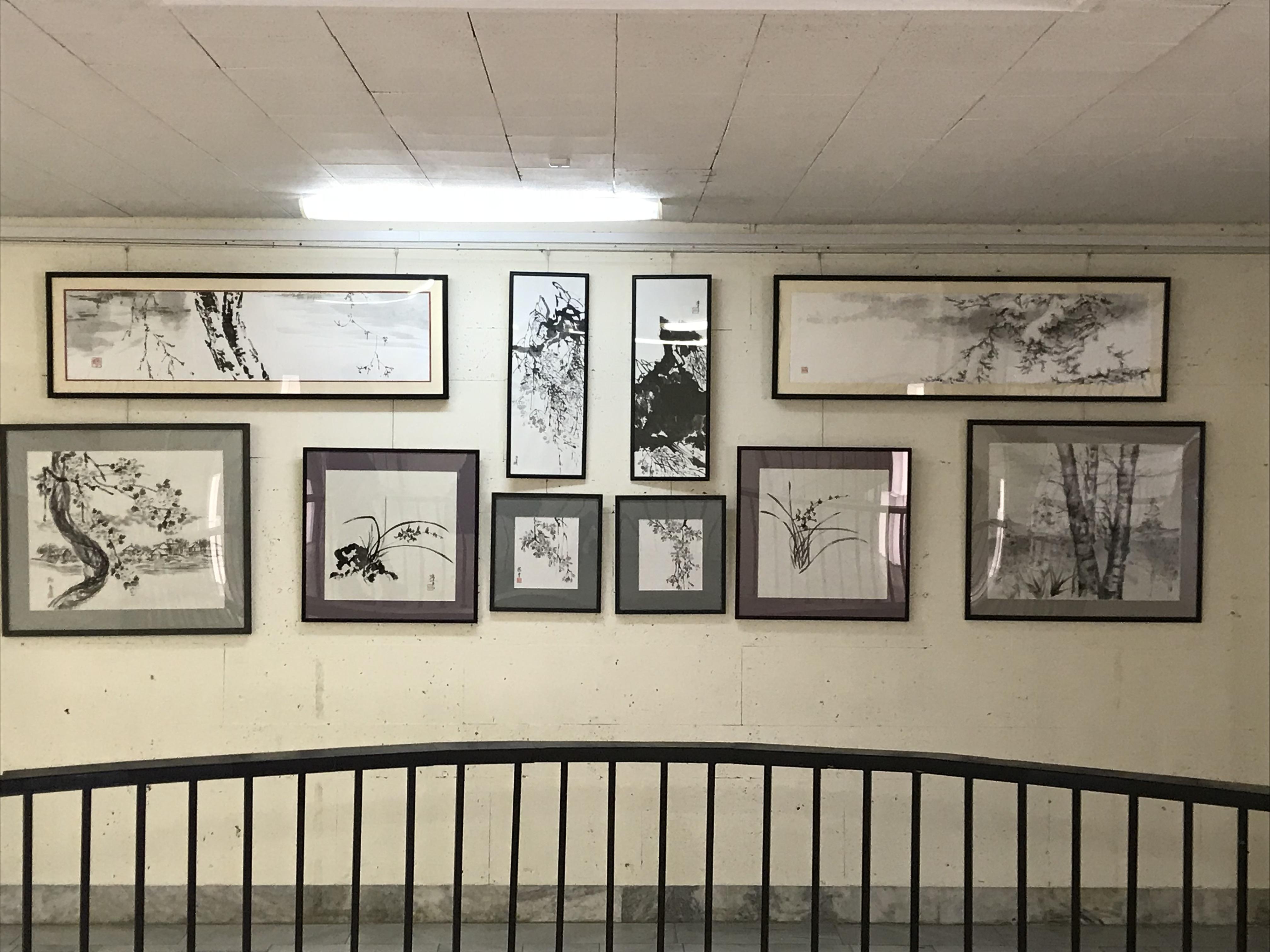 Выставка в КЦ Вдохновение