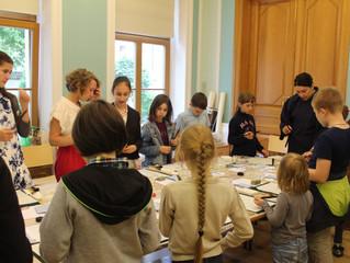 Беседы о японском искусстве в Музеон