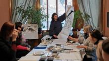 Расписание проведения мастер-классов выставки Нихон Но Би 2021