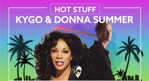 """""""Hot Stuff"""" by Kygo & Donna Summer -  Track of the Week"""