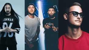 """""""Rave"""" by Steve Aoki, Showtek and MAKJ, ft Kris Kiss - Track of the Week"""