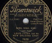 """Sing Sing Sing"" by Benny Goodman - Track of the Week"