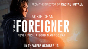 The Foreigner (2017) - Trailer