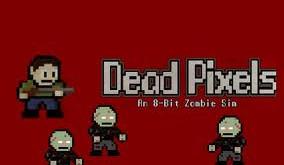Videogame: Dead Pixels (XBOX 360)