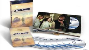 Star Wars: The Complete Saga Blu-ray (2011)