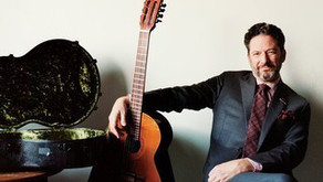 """""""(Get Your Kicks On) Route 66"""" by John Pizzarelli Trio - Track of The Week"""