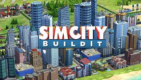 Videogame: Simcity Buildit (IOS)