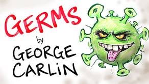 Germs and Immune System - George Carlin - Comedy Recess