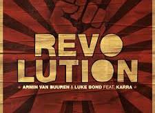 """Revolution"" by Armin van Buuren & Luke Bond feat Karra - Track of the Week"