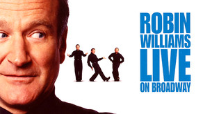 Live on Broadway: Robin Williams - Comedy Recess