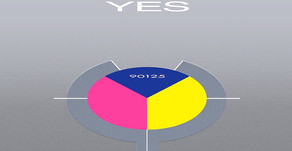 In My Record Collection: Yes - 90125 (1983)