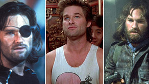 Greatest Action Heroes- Kurt Russell