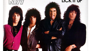 KISS:END OF THE ROAD TOUR (Part 3)-Lick It Up (1983)
