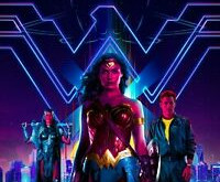 Wonder Woman 1984 (2020) - Trailer