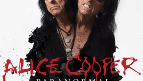Alice Cooper: Paranormal (2017) - Review
