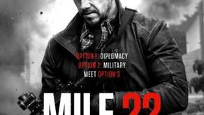 Mile 22 (2018) - Trailer