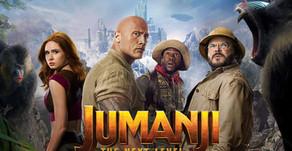 Jumanji: The Next level (2019) - Review