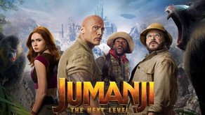 Jumanji: The Next level (2019) - Review