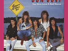 """You Give Love a Bad Name""  by Bon Jovi - Vintage Track"