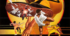 Flashback Review: Bruce Lee's Game of Death (1978)