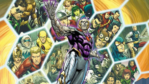 Gio's Comic World Review