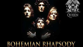Bohemian Rhapsody by Queen - Music Track of the Week