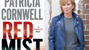 Mystery Novel: Red Mist by Patricia Cornwell