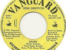 """""""Desire"""" by Roni Griffith - Track of the Week"""