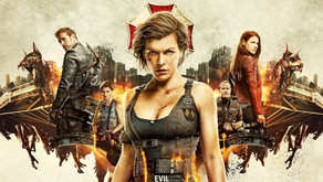 Resident Evil: The Final Chapter (2016) -One of these days, Alice...POW! right to  the Umbrella Corp
