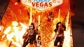 Kiss Rock Vegas: Blu-ray and CD Digipak (2016)