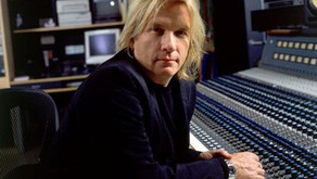 My Favorite Record Producers: Robert Jens Rock (Bob Rock)
