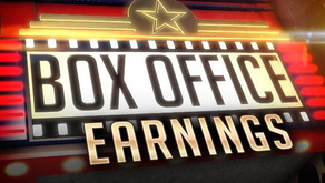 Weekend Box Office Earnings for March 27 to March 29, 2020