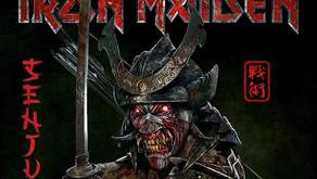 Iron Maiden: Senjutsu (2021)