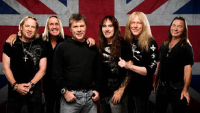 Iron Maiden: The Book Of Souls (2015)