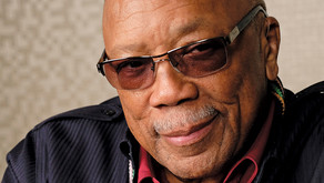 My favorite Record Producers: Quincy Jones