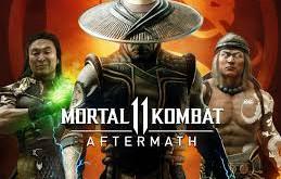Mortal Kombat 11: Aftermath (Reveal)  - Videogame Trailer