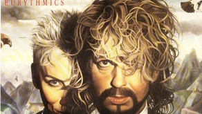 In My Record Collection: Eurythmics - Revenge (1986)