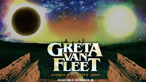 """When the Curtain Falls"" By Greta Van Fleet - Track of the Week"